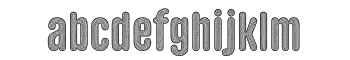 Gothic Lab Tigre HD Font LOWERCASE