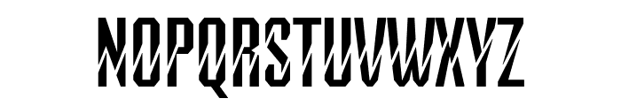 Greco Normal Font UPPERCASE