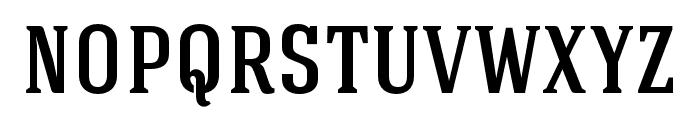 Hagin Caps Medium Medium Font LOWERCASE