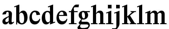 Happy Times NG Bold Font LOWERCASE
