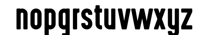 Highvoltage Regular Font LOWERCASE