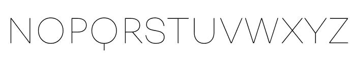 Kyiv Type Sans Font UPPERCASE