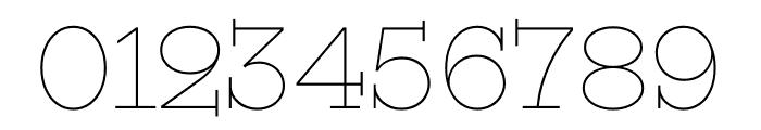 Kyiv Type Serif Font OTHER CHARS