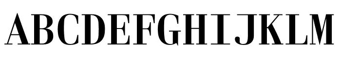 Laplace Mono Regular Font UPPERCASE