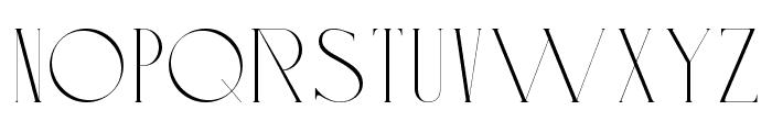 Love Regular Font UPPERCASE