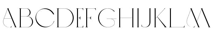 Love Regular Font LOWERCASE