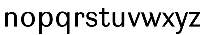 Ludwig Blond Blond Font LOWERCASE