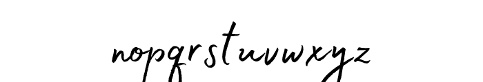 Madelyn Fill Regular Font LOWERCASE