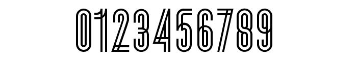 Metropolis 1920 Regular Font OTHER CHARS