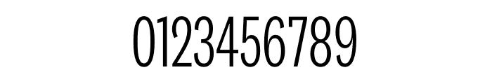National 2 Compressed Light Font OTHER CHARS