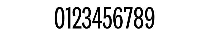 National 2 Compressed Regular Font OTHER CHARS