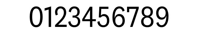 National 2 Narrow Regular Font OTHER CHARS