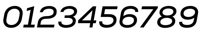 Nexa Regular Italic Font OTHER CHARS