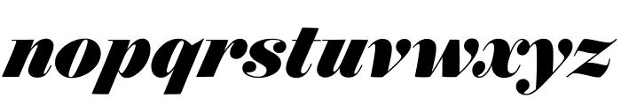 Obsidian Background Italic Font LOWERCASE