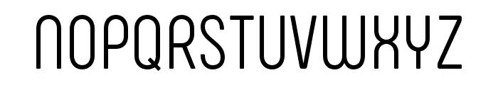 Phenomena Regular Font UPPERCASE