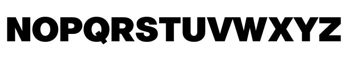 Radial Linear Sans Linear Sans Font UPPERCASE