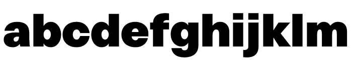 Radial Linear Sans Linear Sans Font LOWERCASE