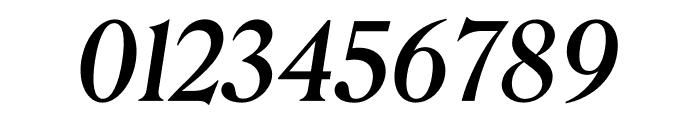 Roslindale Deck Narrow Medium Italic Font OTHER CHARS