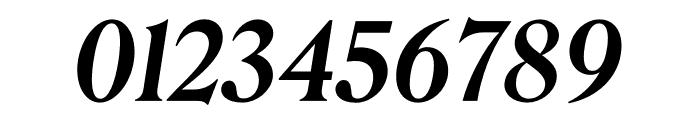 Roslindale Deck Narrow Semi Bold Italic Font OTHER CHARS