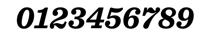 Sentinel Bold Italic Font OTHER CHARS