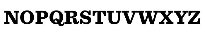 Sentinel ScreenSmart Black Font UPPERCASE