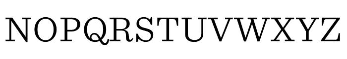 Sentinel ScreenSmart Light Font UPPERCASE