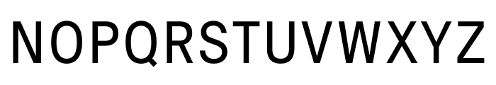 Signal Light Font UPPERCASE