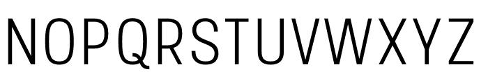 Stellar Sans Light Font UPPERCASE