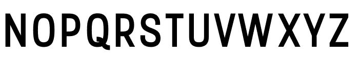 Stellar Sans Medium Font UPPERCASE