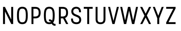 Stellar Sans Regular Font UPPERCASE