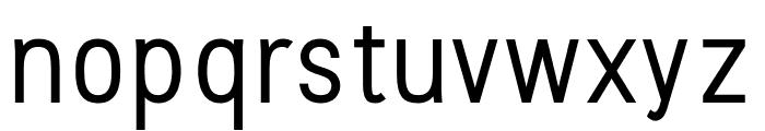 Stellar Sans Regular Font LOWERCASE