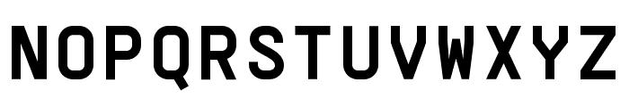 Supply Mono Medium Font UPPERCASE