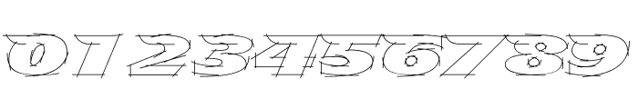 TFAvian Sketch Font OTHER CHARS