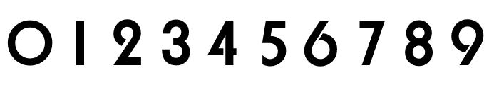 TFBurko Bold Font OTHER CHARS
