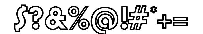 TFBurko Funko Font OTHER CHARS