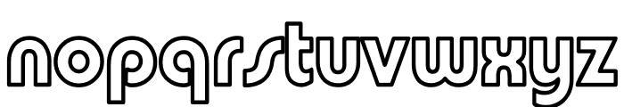 TFBurko Funko Font LOWERCASE
