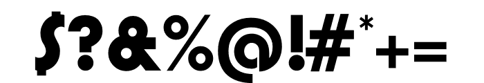 TFBurko Super Duper Font OTHER CHARS