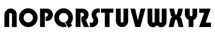TFBurko Super Duper Font UPPERCASE