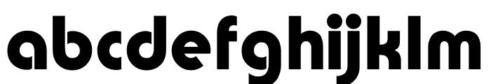 TFBurko Super Duper Font LOWERCASE