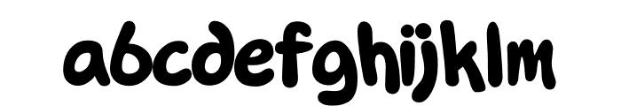 TFGary Bold Font LOWERCASE