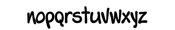 TFGary Medium Font LOWERCASE