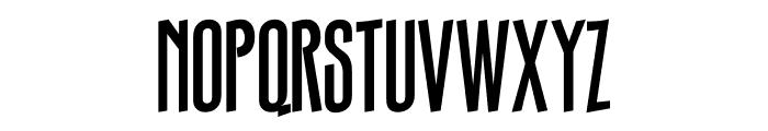 TFHotelmoderne Calligraphic Medium Font UPPERCASE