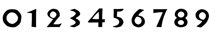 TFNeueNeuland Medium Font OTHER CHARS