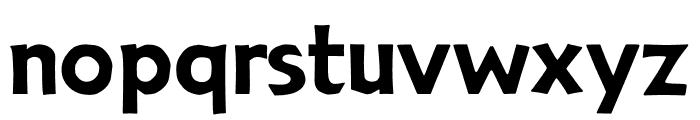 TFNeueNeuland Medium Font LOWERCASE