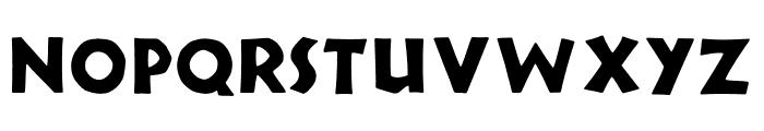 TFNeueNeuland Osf Bold Font UPPERCASE