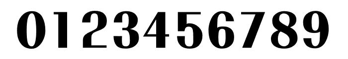 TFRenoir Black Font OTHER CHARS