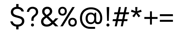 TT Interphases Variable Font OTHER CHARS