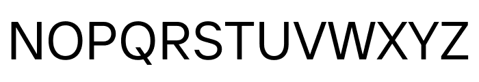 TT Interphases Variable Font UPPERCASE