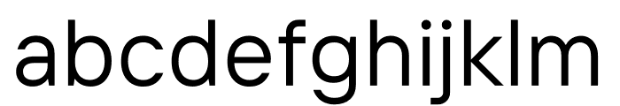 TT Interphases Variable Font LOWERCASE