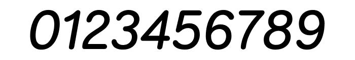 Typ 1451 Medium Italic Font OTHER CHARS